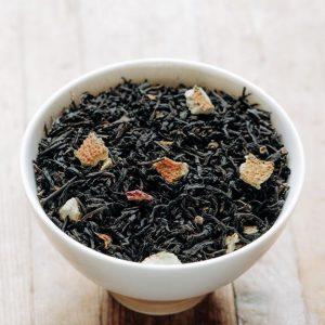 Fruit and spice tea